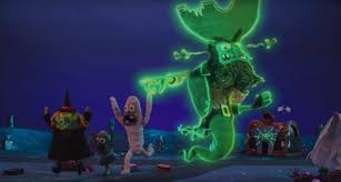 Spongebob Halloween Dvd Episodes by Watch Spongebob To Air First Ever Stop Motion This