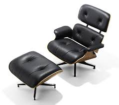 ottoman exquisite eames lounge chair ottoman leather and herman