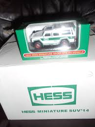 2014 Hess Miniature Sport Utility Vehicle | EBay Used Fire Trucks Ebay Excellent Hess Truck And Ladder Toy Tanker 1990 Ebay Helicopter 2006 Unique Old Component Classic Cars Ideas Boiqinfo Race 2003 Miniature 1998 With Lights 1988 Car Antique Toys A Nice Tonka Fisherman With Houseboat 1995 Gasoline Tractor Trailer Racecars 2015 Is The Best Yet No Time Mommy Value Of Collectors Resource