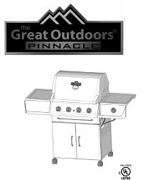 Brinkmann Electric Patio Grill Manual by Speakers Gas Grill Tg475 2 User Guide Manualsonline Com