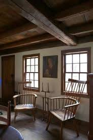 William Haskell House A First Period Colonial American In Gloucester Massachusetts The North Ell