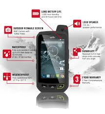 Sonim XP7 The Most Rugged LTE Android Smartphone