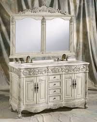 Shabby Chic White Bathroom Vanity by Bathroom Bathroom Furniture Bathroom Cabinets And Storage And