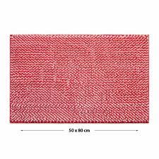 vorleger matten badematte chenille manta 50x80cm badematte