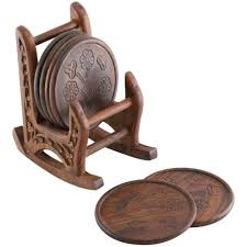 Handmade Rosewood Coasters With Rocking Chair Holder, Set Of 6, Brown By  Benzara Rare And Stunning Ole Wanscher Rosewood Rocking Chair Model Fd120 Twentieth Century Antiques Antique Victorian Heavily Carved Rosewood Anglo Indian Folding 19th Rocking Chairs 93 For Sale At 1stdibs Arts Crafts Mission Oak Chair Craftsman Rocker Lifetime Mahogany Side World William Iv Period Upholstered Sofa Decorative Collective Georgian Childs Elm Windsor Sam Maloof Early American Midcentury Modern Leather Fine Quality Fniture Charming Rustic Atlas Us 92245 5 Offamerican Country Fniture Solid Wood Living Ding Room Leisure Backed Classical Annatto Wooden La Sediain
