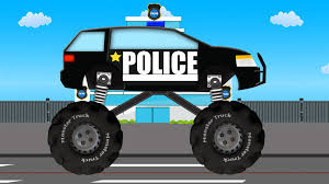 Monster Truck Police Cars - Coloring Pages And Cars Monster Truck Stunt Videos For Kids Trucks Haunted House Car Wash Cars Episode 2 Games Race Youtube S Game Racing Red Rainbow Children More Learn Colors W Learn Numbers For Cartoon Channel Formation And Stunts Youtube Scary Truck Funny Scary Cars Videos Kids Toy Remote Control Kidz Area 3 Crushing Hanslodge Oddbods Furious Fuse Giant Play Doh