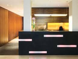 Modern Hotel Reception Desk Large Size Of Home Design Ideas Designs Office