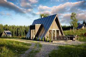 100 How Much Does It Cost To Build A Contemporary House Frame House Kits Offer Affordability And Quick Build Time Curbed