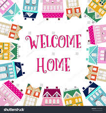 Postcard Welcome Home Banner Middle Decorated Stock Vector ... Home Decor Top Military Welcome Decorations Interior Design Awesome Designs Images Ideas Beautiful Greeting Card Scratched Stock Vector And Colors Arstic Poster 424717273 Baby Boy Paleovelocom Total Eclipse Of The Heart A Sweaty Hecoming Story The Welcome Home Printable Expinmemberproco Signs Amazing Wall Wooden Signs Style Best To Decoration Ekterior