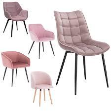 esszimmerstuhl küchenstuhl polsterstuhl wohnzimmerstuhl samt