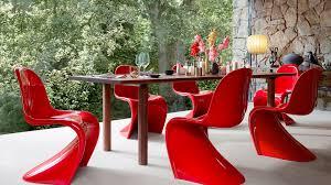 vitra panton chair grünbeck einrichtungen wien