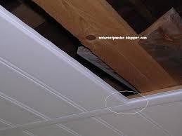 pose lambris pvc plafond exterieur menuiserie image et conseil