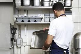 The Dishwasher Is Just As Important Chef