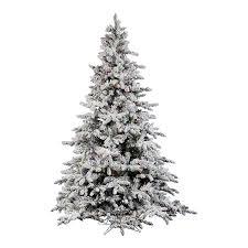 9 Artificial Douglas Fir Christmas Tree by Led Prelit Christmas Trees Home Decorating Interior Design