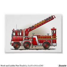 Hook And Ladder Fire Truck Poster   Beauty   Pinterest   Fire Trucks ... Hook And Ladder Fire Truck In Annapolis Md Stock Photo 81389666 Red And Ladder Fire Truck Hose Connecte For Service Lynbrook Department Laurel To Get New 1951 Crosley S681 Houston 2017 Vintage Kids Ride On Babystyle Classic Tonka 1947 American Lafrance This 700 S Flickr Cartoon Scarves By Scott Hayes Redbubble Editorial Rescue Co 1 Firemans Block Party Parade 8417