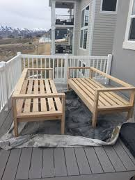 Wooden Outdoor Furniture Plans Modern Wood Patio Chair Plans Or ...