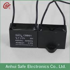 Cbb61 Ceiling Fan Capacitor by 4uf Capacitor 250vac Cbb61 Ceiling Fan Capacitor 4uf Capacitor
