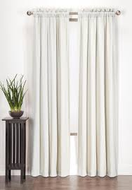 18 kmart white blackout curtains curtain rods 187 acrylic