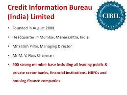 information bureau cibil credit information bureau india limited