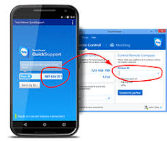 TeamViewer Use Case – Mobile Device Support