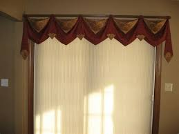 Dining Room Classy Custom Roman Shades Lace Valances