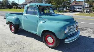 100 1953 Studebaker Truck 2R5 Premier Auction