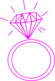 Collection Of Free Ring Svg Clipart Pink Download On UbiSafe