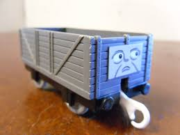 100 Trackmaster Troublesome Trucks Talk N Action Toby Thomas And Friends TrackMaster Wiki FANDOM