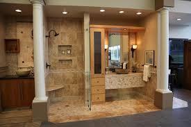 china badezimmer beige travertin steinfliese für boden und