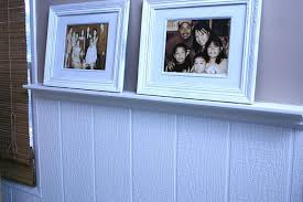 Bathroom Beadboard Wainscoting Ideas by How To Build A Wainscot Picture Rail Hgtv
