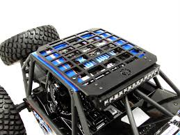 100 Off Road Roof Racks For Trucks Gear Head RC Axial Bomber White Trail Torch Plus Rack Combo