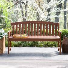 coral coast amherst curved back porch swing natural stain pics
