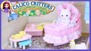 Calico Critters Sophie's Love 'n Care Set Sylvanian Families Review Silly  Play Kids Toys Sylvian Families Baby High Chair 5221 Epoch Calico Critters Baby Tree House Accessory Set Doll Cheap Find Deals On Line At Red Roof Cozy Cottage Complete With Figure And Accsories Seaside Tasure Fence Main Door Flora Berry Get Ready For Bed Furbanks Squirrel Girl Bamboo Panda Pizza Delivery Luxury Townhome Deluxe Nursery Cf1554 Sophies Love N Care
