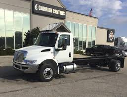2019 INTERNATIONAL MV607 Straight Truck (Cab And Chassis ...