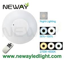 48w cordless led ceiling lights remote dimmable led