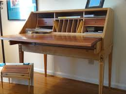 Drop Front Secretary Desk Antique by Unique Secretary Desk Designtilestone Com
