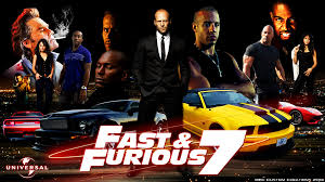 Fast and Furious 7 by Fractual on DeviantArt