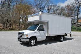 100 24 Ft Box Trucks For Sale DuraCube Cargo Van Dejana Truck Utility Equipment