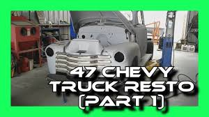 Restoring A 1947 Chevy Truck - Part 1 - YouTube Tci Eeering 471954 Chevy Truck Suspension 4link Leaf Matchbox 100 Years Trucks 47 Chevy Ad 3100 0008814 356 Bagged 1947 On 20s Youtube Suspeions Quality Doesnt Cost It Pays Shop Introduction Hot Rod Network Pickup Truck Lot Of 12 Free 1952 Chevrolet Pickup 47484950525354 Custom Rat Video Universal Stepside Beds These Are The Classic Car And Parts Designs Of Fresh Trucks Toy Autostrach