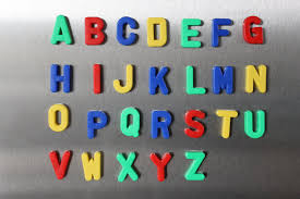 ABC SONG for children Learn the Alphabet Song with magnetic