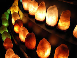 Evolution Himalayan Salt Lamps by The Salt Boutique