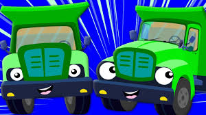 100 Garbage Truck Song Truck Song Kids YouTube