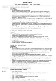 Download Laboratory Technologist Resume Sample As Image File