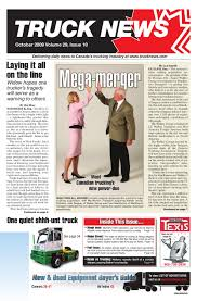 100 St Johnsbury Trucking Truck News October 2009 By Annex Business Media Issuu