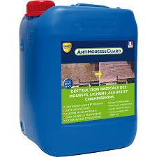 anti mousse murs exterieurs anti mousse algicide fongicide préventif et curatif antimousses