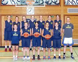 3 Damen ETVBasketball