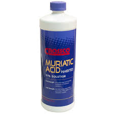 crossco 32 oz 31 muriatic acid 12 pack am100 5 the home depot