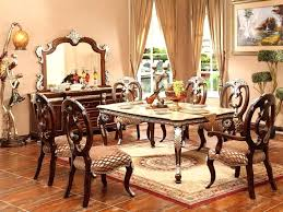 Formidable Empire Leg Dining Table Fine Furniture