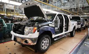 Ford's River Rouge Complex Still Humming, Cranking Out F-150s Michigan Supplier Fire Idles 4000 At Ford Truck Plant In Dearborn Tops Resurgent Us Car Industry 2013 Sales Results Show The Could Reopen Two Plants Next Friday F150 Chassis Go Through Assembly Fords Video Inside Resigned To See How The 2015 F Announces Plan To Cut Production Save Costs Photos And Ripping Up History Truck Doors For Allnew Await Takes Costly Gamble On Launch Of Its Pickup Toledo Blade Plant Vision Sustainable Manufacturing Restarts Production