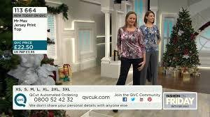 Qvc Christmas Trees Uk by Jane Tanya Qvc Uk Models 151113 Youtube